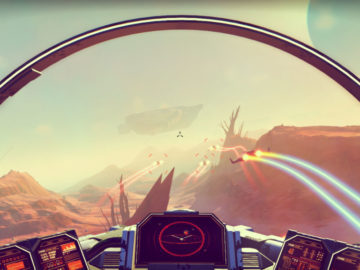 Two No Man's Sky Players Managed to See Each Other on The First Day of Release