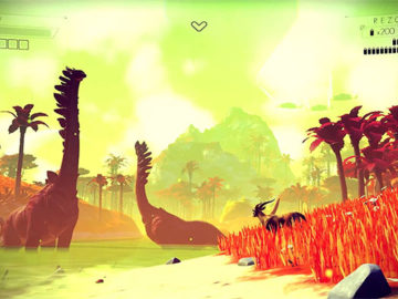 No Man's Sky Rated Teen By the ESRB; Due To Fantasy Violence