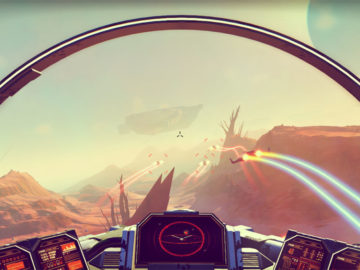 No Man's Sky PlayStation 4 Trophies Listed