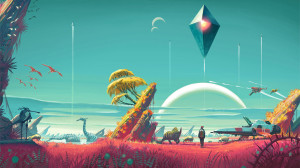 """Hello Games Confirms No Man's Sky Won't Have DLC; """"Just Patches"""""""