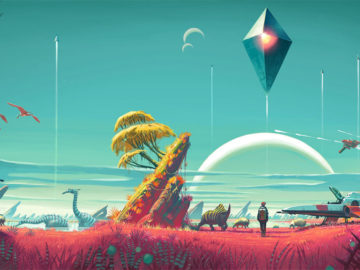 It's Official No Man's Sky Has Gone Gold