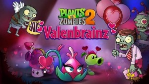 Fall In Love With The Plants Vs. Zombies 2 Valenbrainz Event