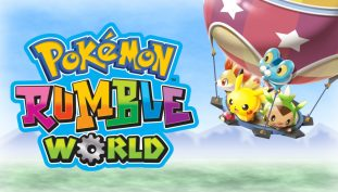 Pokémon Rumble World Gets Retail Copy in North America