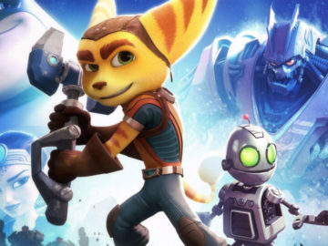 Ratchet & Clank Receives New Story Trailer