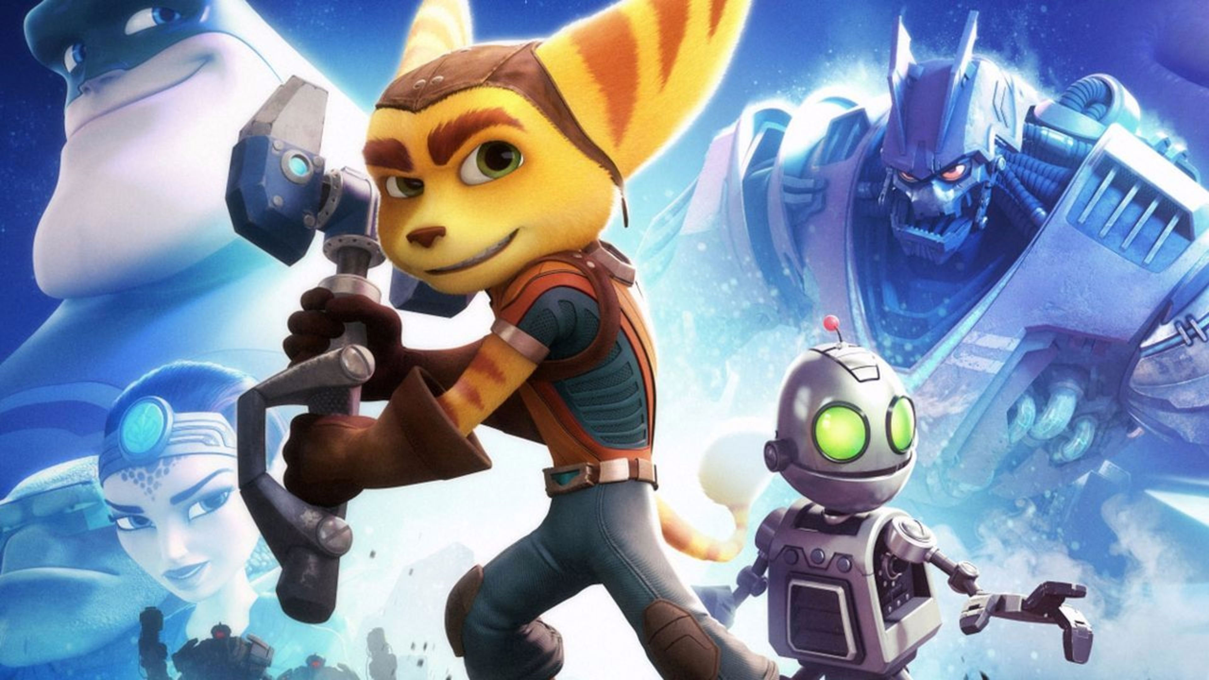 ratchet and clank play online
