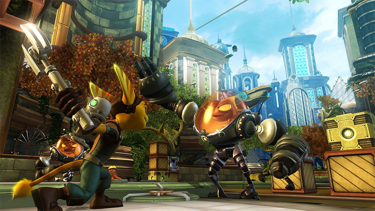 Ratchet & Clank Wallpapers In Ultra HD
