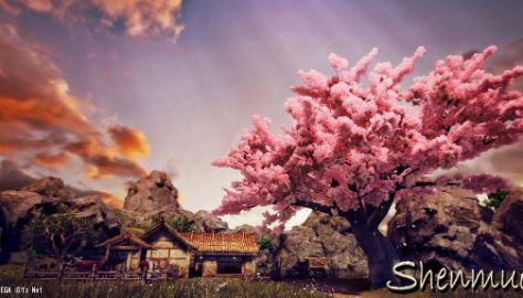 Shenmue New Screenshots
