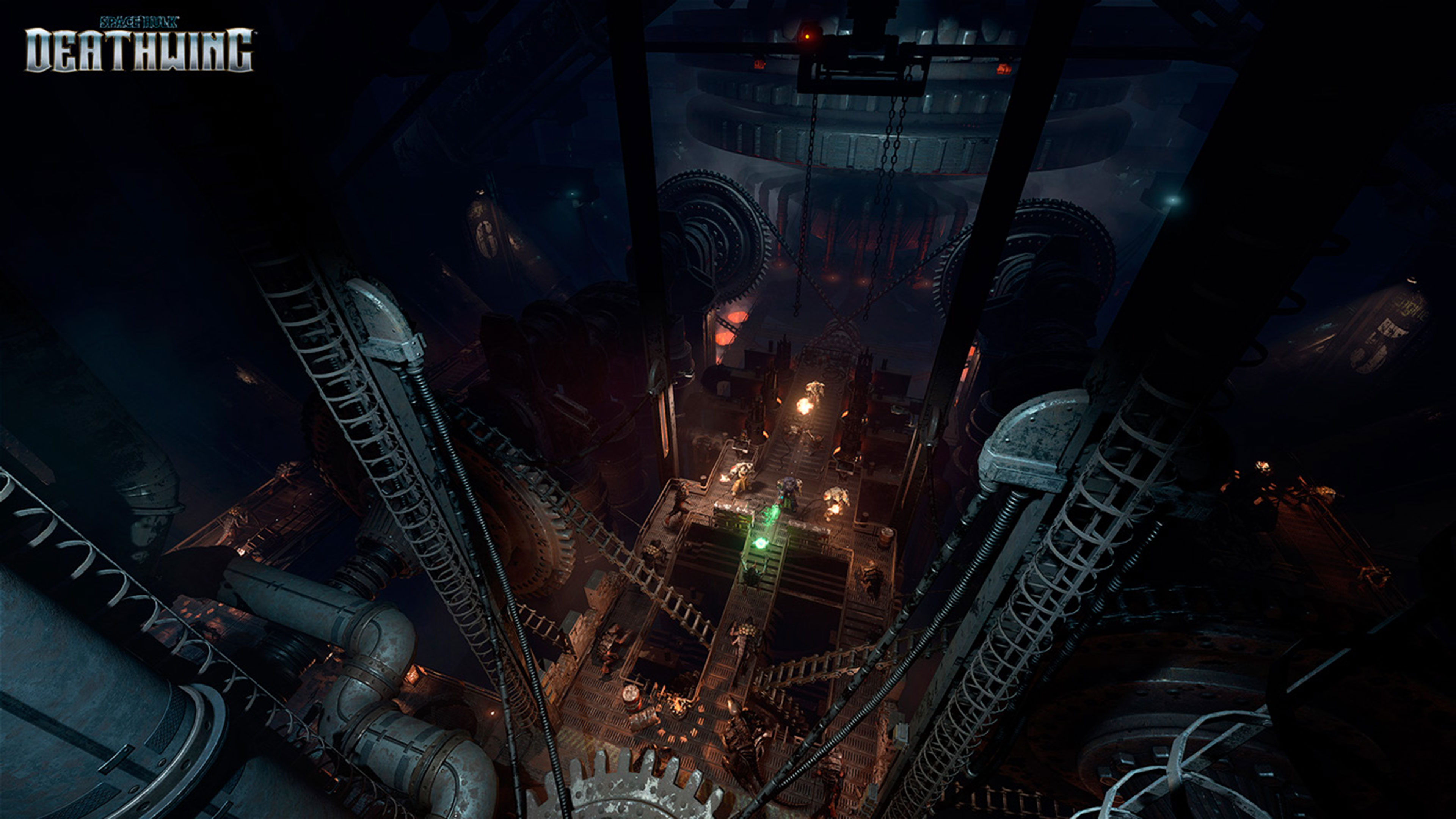 Space hulk deathwing wallpapers in ultra hd 4k for Wallpaper interactivo
