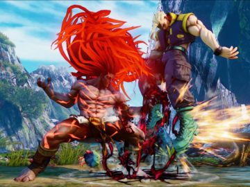 Street Fighter V Server Maintenance Scheduled Today