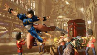 Street Fighter V: Arcade Edition Team Versus Mode Detailed; New Video Showcases Gameplay and Menu Options