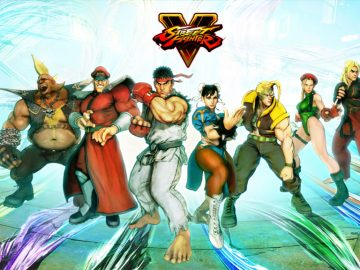 Street Fighter V Update 1.17 Adds Grand Master Rank, Performs Tons of Character Balance Changes and More