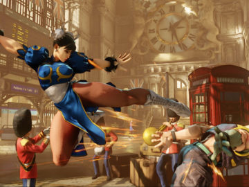 Street Fighter 5 May Introduce Arcade Mode In Future