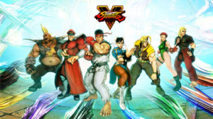 Capcom Confirms There Won't be Other Versions or Spin-Offs of Street Fighter V