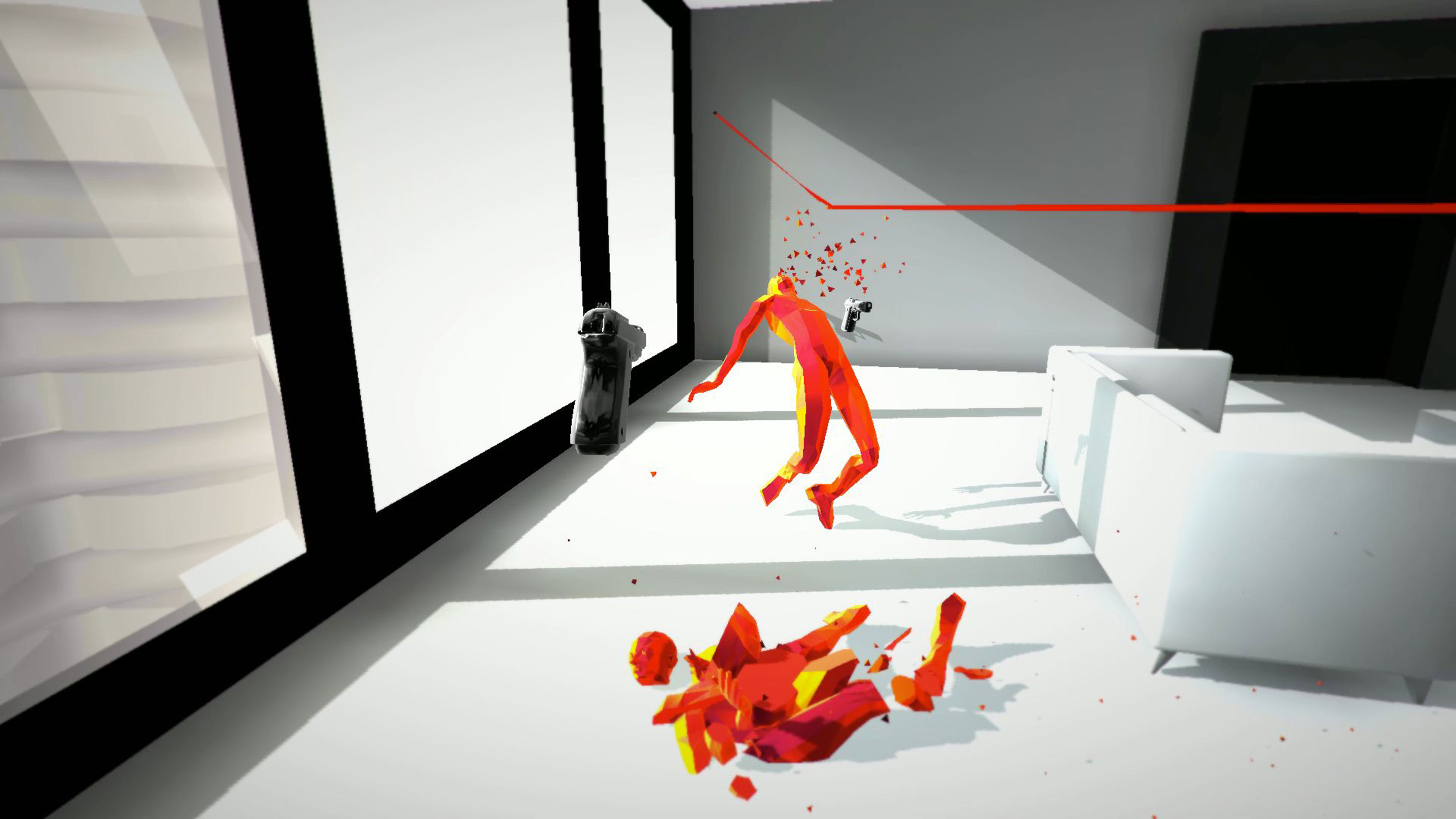 Superhot Wallpapers In Ultra Hd 4k Gameranx