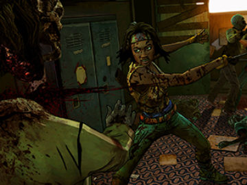 First Chapter Of The Walking Dead: Michonne Launches With New Trailer
