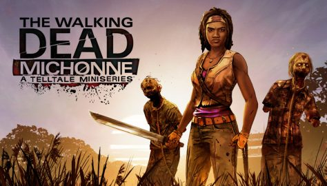 The Walking Dead Game Michonne