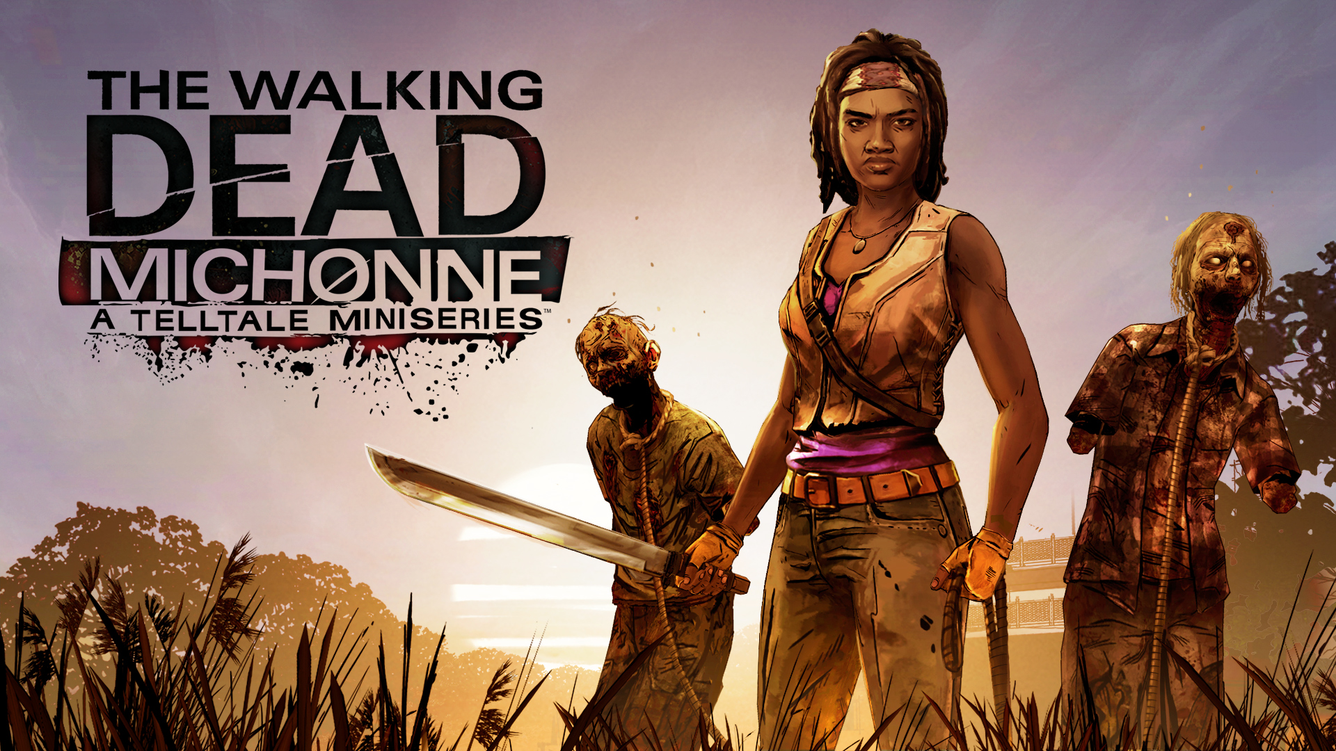 the walking dead: michonne trophy list revealed, no platinum - gameranx