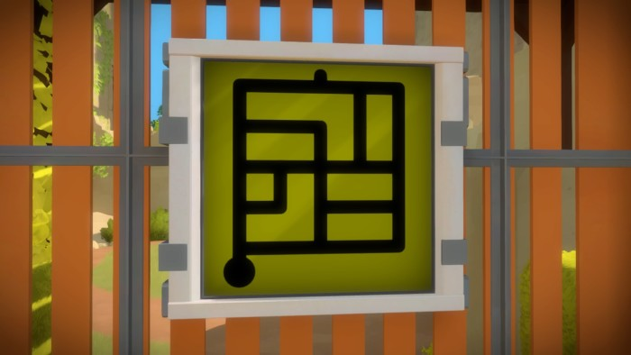 The Witness Review Screenshot 1