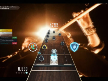 """You Can Now Play DragonForce's """"Through The Fire And Flames"""" In Guitar Hero Live"""