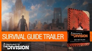 Tom Clancy's The Division - New York Collapse Survival Guide [US] (BQ)