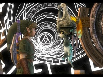 The Legend of Zelda Twilight Princess HD Wallpapers in Ultra HD | 4K