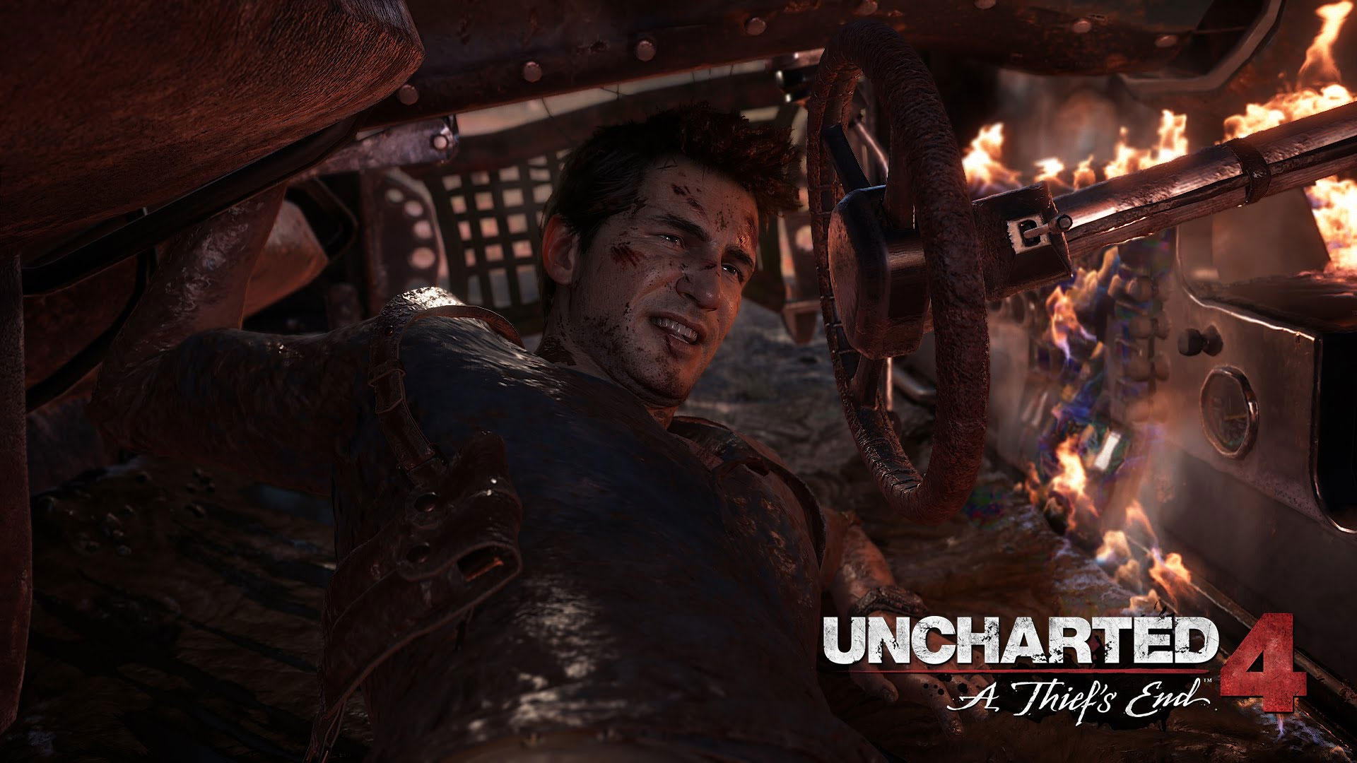 Uncharted 4 a thief 39 s end wallpapers in ultra hd 4k - Uncharted 4 wallpaper ps4 ...