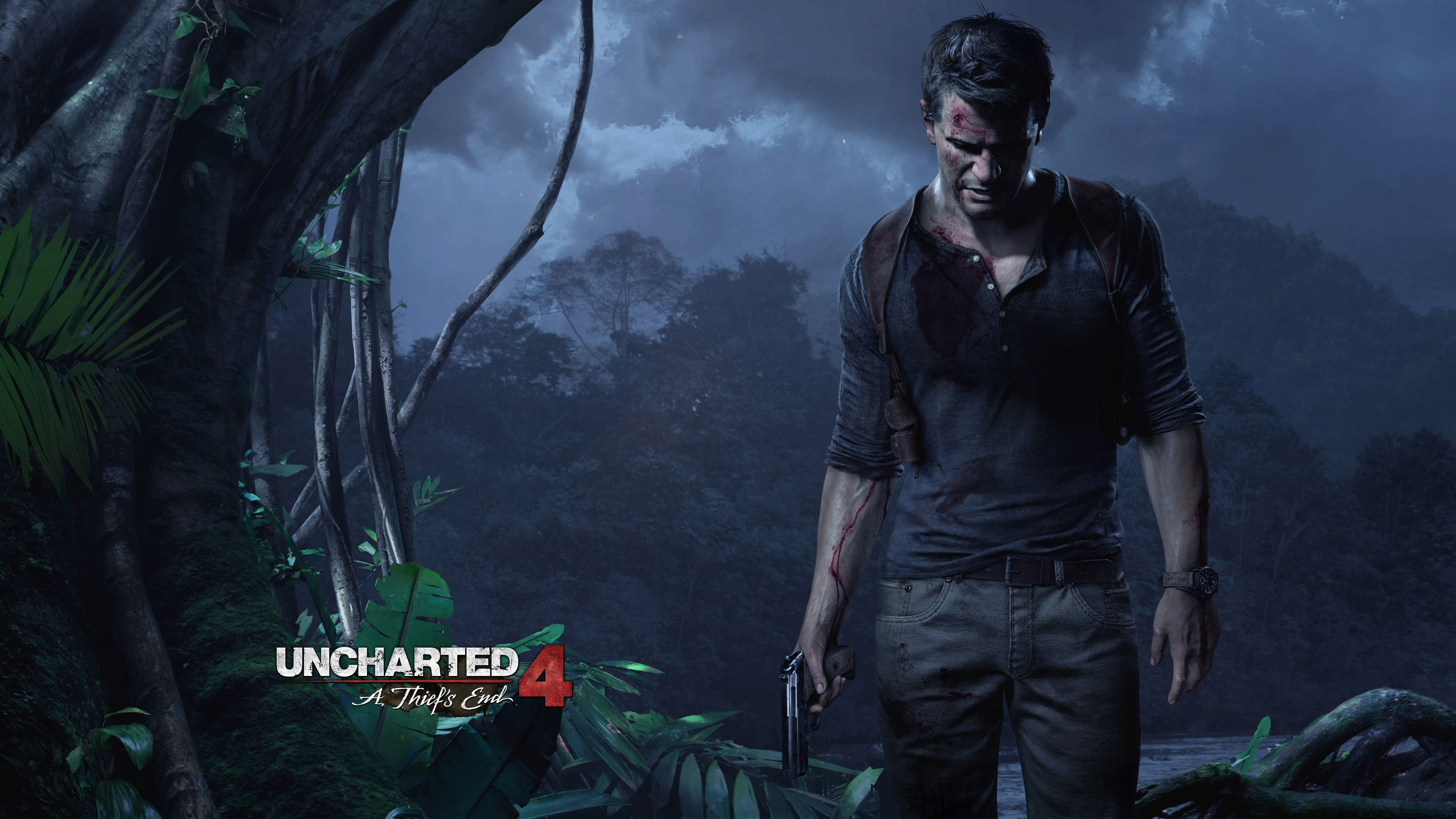 uncharted 4: a thief's end wallpapers in ultra hd | 4k - gameranx