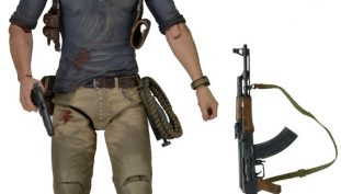 Pre-Orders For 7″ Nathan Drake Figurine Go Live Today