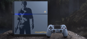 Sony Announces The Uncharted 4 PS4 Bundle
