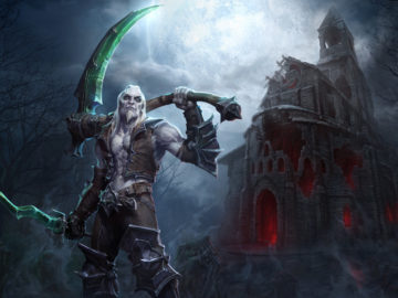 Xul The Necromancer Comes To Heroes Of The Storm