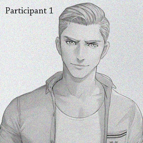 Zero Escape Zero Time Dilemma Participant 1