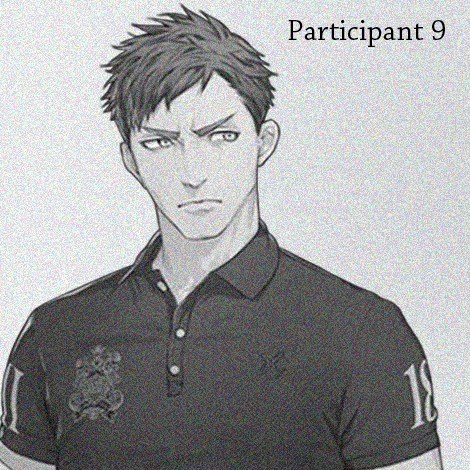 Zero Escape Zero Time Dilemma Participant 9