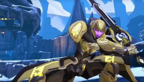battleborn galilea character highlight