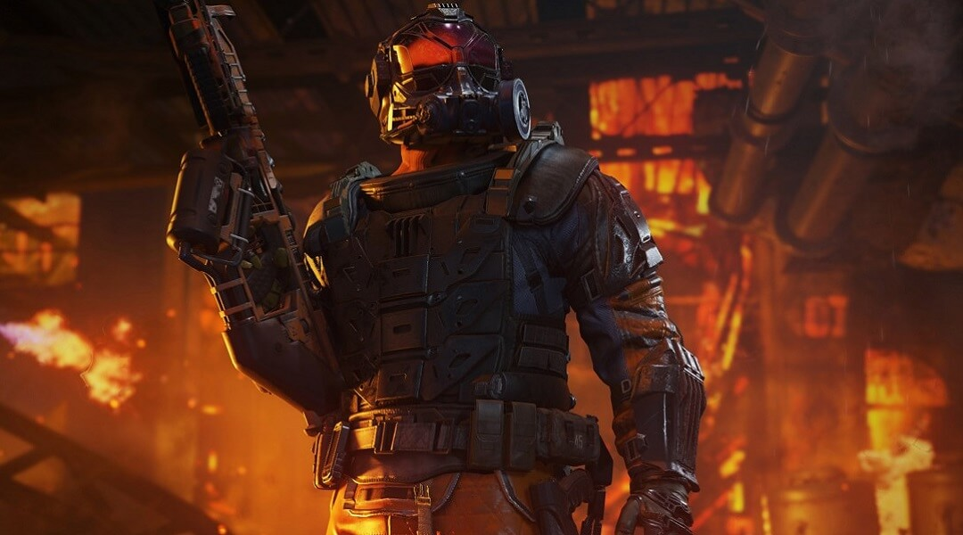 Black Ops 3 Eclipse Out Next Month As Ps4 Answers The Call Of Duty