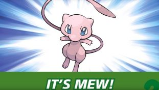 Gamers Given One More Chance To Receive Free Level 100 Mew