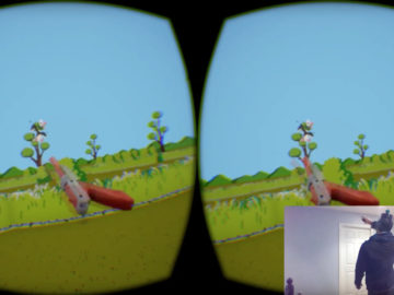 Duck Hunt Flaps Into Virtual Reality
