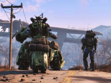 Fallout 4 Automatron's Release Date And Trailer Revealed