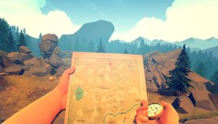 Firewatch Gets Four New Trailers
