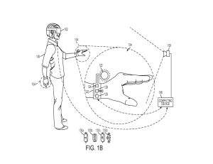 Sony Patent Reveals Interest In Glove Controllers