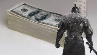 Namco Offers $10,000 To Gamer Who Can Explain Dark Souls Story