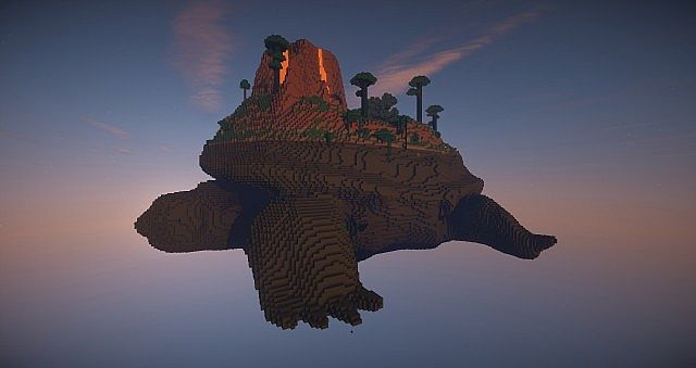 Things To Build On An Island Minecraft