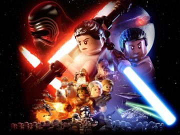 Lego Star Wars The Force Awakens Leaked On Amazon Italy, YouTube Trailer