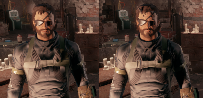 metal gear solid 5 fallout 4 mod