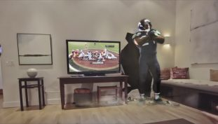 One Day, You Could Watch The Superbowl On Microsoft's HoloLens