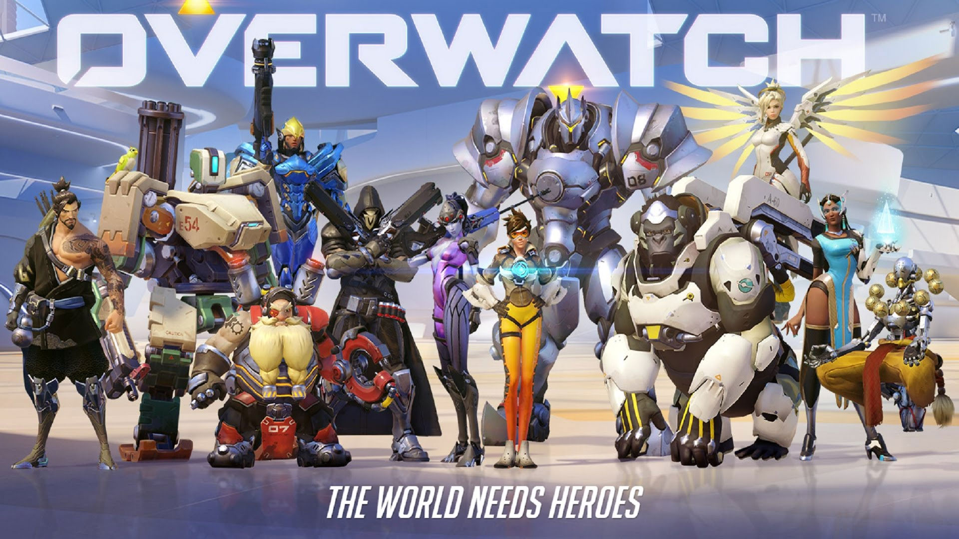 Image result for Overwatch 1080p