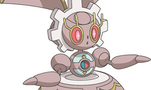 New Artificial Mythical Pokémon Magearna Confirmed