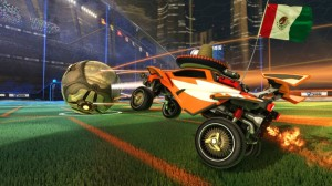 Rocket League Is Almost Ready For Xbox One