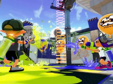 Splatoon Will Get Eight New And Free Weapons Next Week