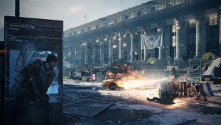 The Division's PC Graphics Enhancements Showcased by Nvidia