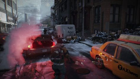 the division header 4